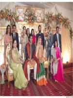 Bushra Ansari's daughters wedding
