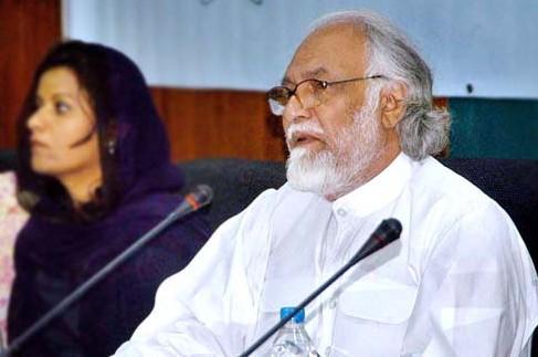 Aseff Ahmad Ali in Meeting