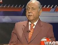 Gohar Ayub Khan with Waqt News