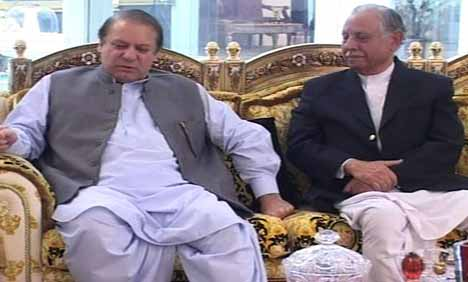 Gohar Ayub Khan Joins PML(N)