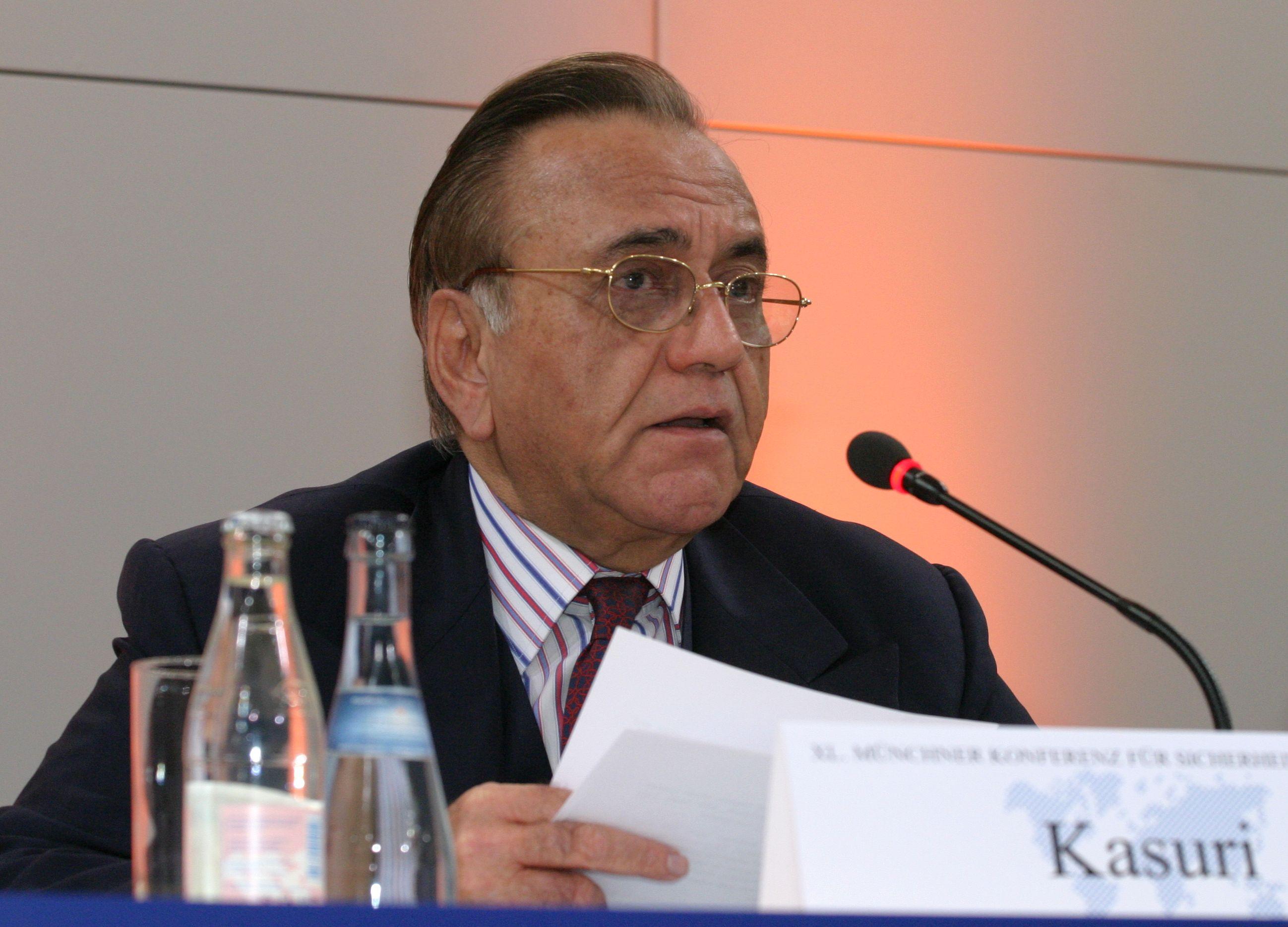 Khurshid Mahmud Kasuri Speech