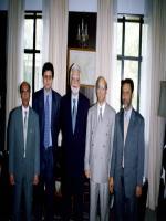 Inam-ul-Haq Group Photo