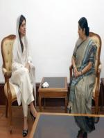 Hina Rabbani Khar Interview with Indian Women