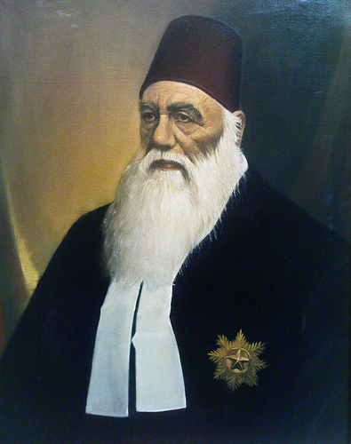 """sir syed ahmed khan Misreading sir syed and its founder and his supporters thrown out of the fold of islam,"""" declared the imam of mecca in his fatwa against sir syed ahmad khan."""