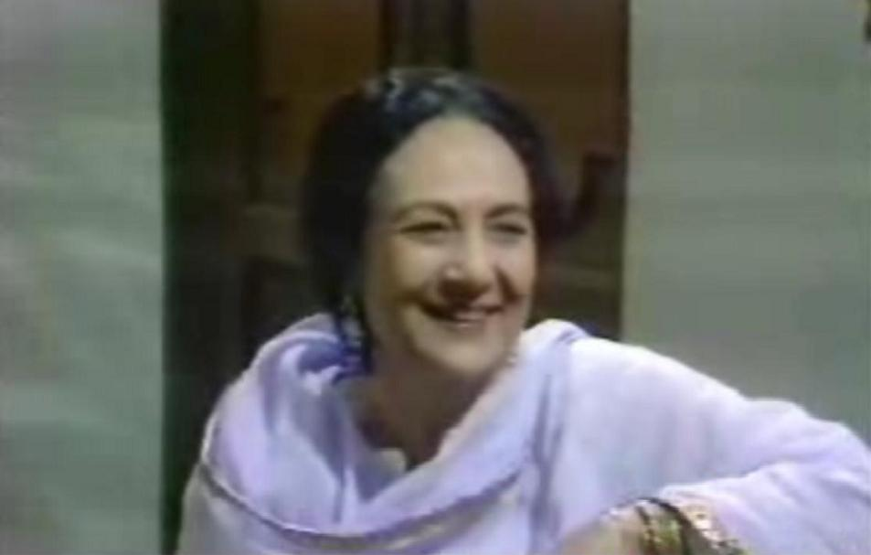 Begum Khurshid Mirza Pakistani Actress