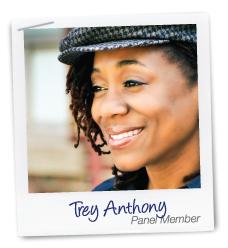 Trey Anthony Smiling Photos