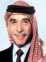King Hussein of Jordan