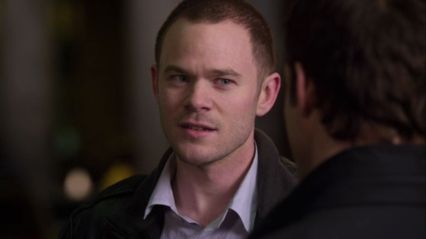 Aaron Ashmore Performing in Film