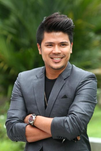 Awal Ashaari Malaysian actor,model and TV host nice and beautiful.
