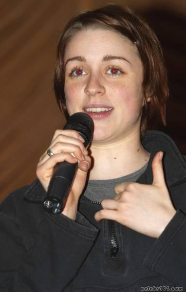 Laura Bertram in Robson Arms