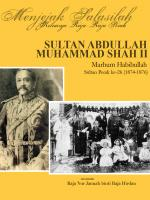Book Written on Sir Sultan Muhammad Shah