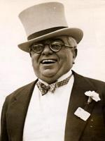 Aga Khan III Similing picture