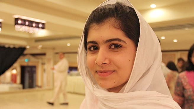 Malala Yousafzai HD Photo
