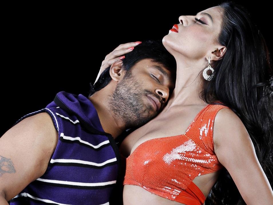 Veena Malik Film Shooting