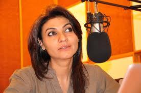 Fariha Pervez at Studio