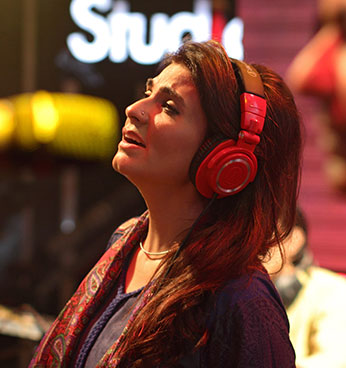 fariha pervez Coke Studio