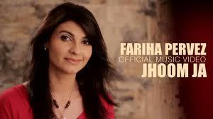 Fariha Pervez Jhoom ja