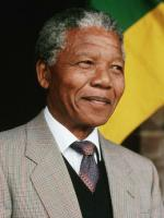 Nelson Mandela Photo Shot