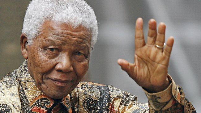 Good Bye! Nelson Mandela