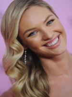 Candice Swanepoel Smiling Face
