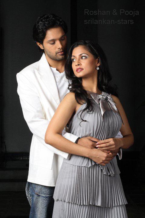 Roshan Ranawana Modeling