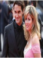 Roger with his Wife