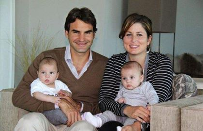 Roger Family picture