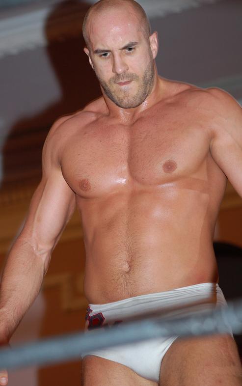 Antonio Cesaro Body Picture