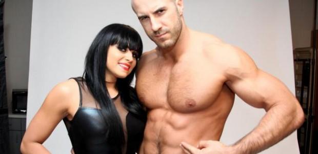 Antonio Cesaro with GF