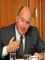 Aga Khan IV at Conference