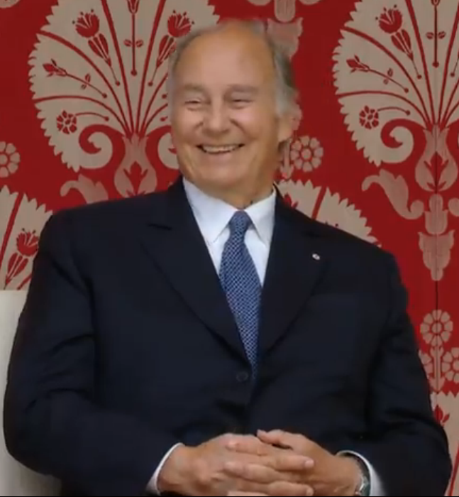 Aga Khan Latest picture