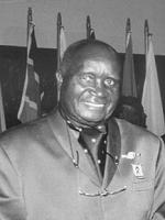 Kenneth Kaunda at Conference
