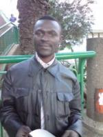 Simon Chimbetu Photo Shot
