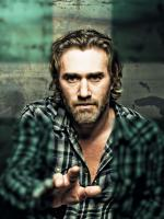 Roy Dupuis in Action