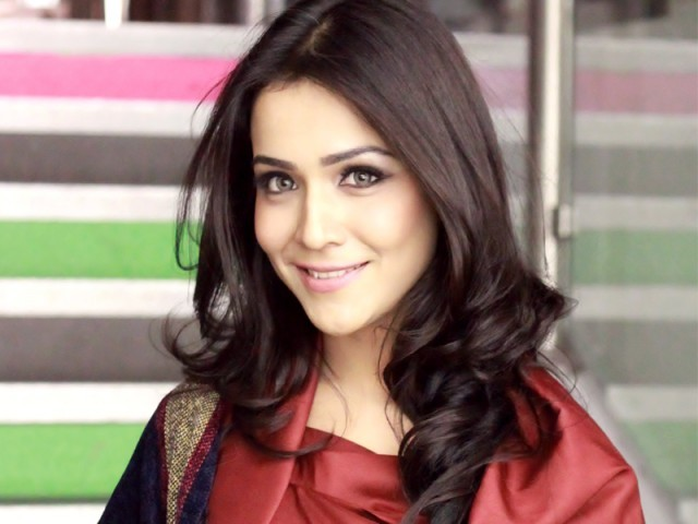 Humaima Malick Hollywood Actress