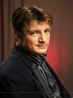Nathan Fillion in Sea Of Monsters