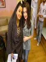 TV Drama actress Jana Malik