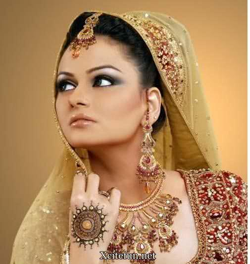 Javeria Abbasi Bridal Shots