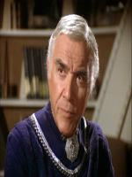 Lorne Greene in Portrait of the West