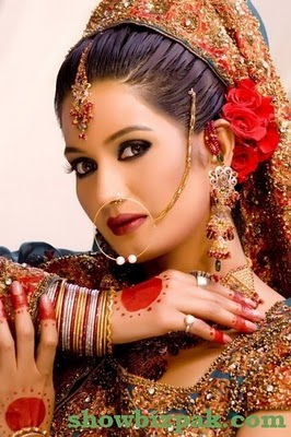 Jiya Ali Wedding Dress