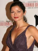 Jill Hennessy in Luck