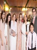 Juggan Kazim Family Photo