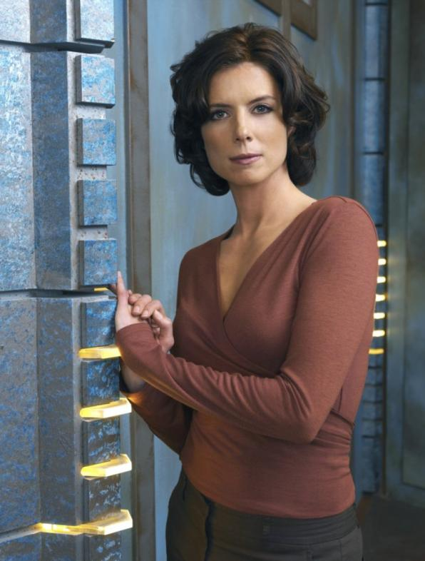 Torri Higginson Photo