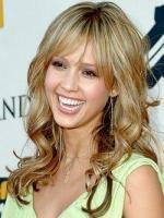 Jessica Alba smiling picture
