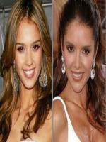 Jessica Alba is Look Like Arielle Kebbel