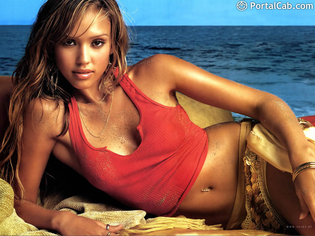 Jessica Alba in Idle HandsIdle Hands