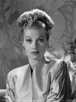 Lucille Ball in  Hattie Carnegie