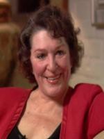 Majel Barrett in First Lady