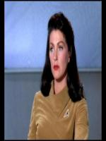 Majel Barrett in The Next Generation