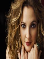 Drew Barrymore Closeup